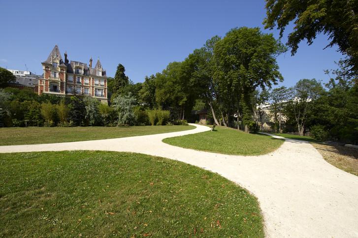 Le parc des Montalets
