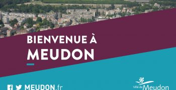 Bannière bienvenue à Meudon
